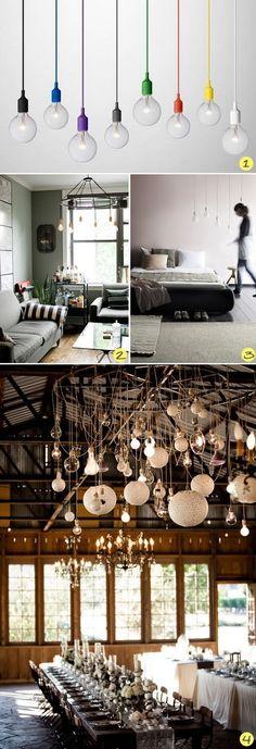 industrial lighting by Fadiptya