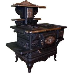 Single Oven Magee Mystic Wood And Coal Antique Cook Stove Wkr036