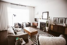 Hannah's Bright & Beautiful Apartment (With a Show-Stealing Dog) — House Call   Apartment Therapy