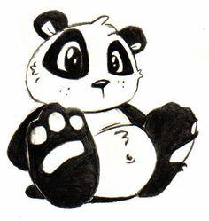 Baby Panda by ~Wicked-Little-Town on deviantART
