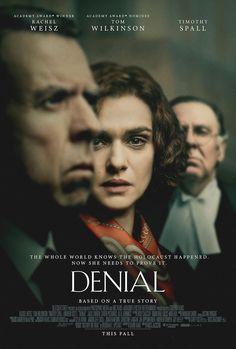 Negação conta com Rachel Weisz na pele de Deborah Lipstadt, professora americana que estudou sobre o Holocausto. Estreia dia 9/03 na CineSala.