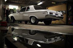 1964 Dodge 330 2dr sedan