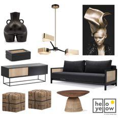 Interior Design, Yellow, Table, Blog, Furniture, Home Decor, Nest Design, Decoration Home, Home Interior Design