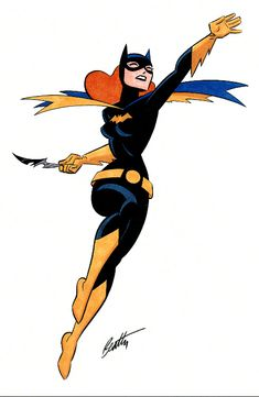 Why aren't there any Batgirl costumes that look like this? There are too many slutty knockoff Batgirl costumes.