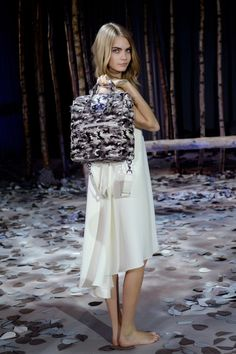 4c0583b6d1 Cara Delevingne Teams Up with Mulberry for Bag Collection