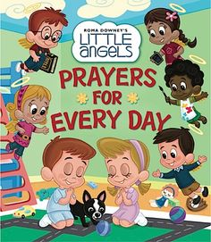 Review & Giveaway: Little Angels Prayers for Every Day by Roma Downey from @Lynnae Ernsthausen Satterfield McCoy