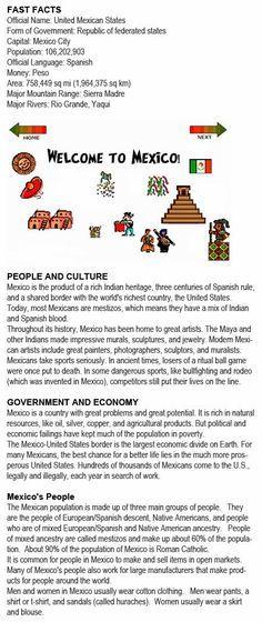 "Mexico for kids <a href=""http://firstchildhoodeducation.blogspot.com/2013/10/mexico-for-kids.html"" rel=""nofollow"" target=""_blank"">firstchildhoodedu...</a>"