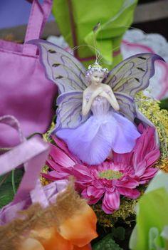 Party decor Gnomes, Fairies, Tea Party, Plum, Angels, Purple, Garden, Plants, Design