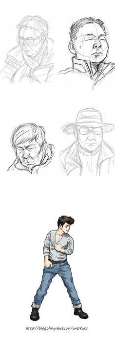 http://blog.ohmynews.com/overkwon/526866 오버권 아이패드 스케치 overkwon iPad sketch