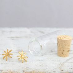 Gold Daisies, $18, now featured on Fab.