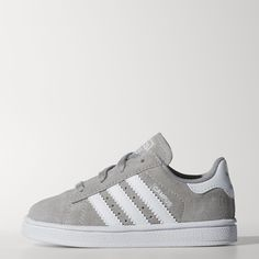 adidas Campus 2.0 Shoes - Grey | adidas US