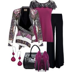 """""""Berry Blast"""" by colierollers on Polyvore"""