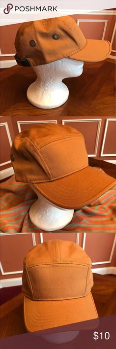 K&B NEW YORK WOMEN'S CAP K&B women's cap-adjustable fit/Brown Bronze color-new without tags. Clean, and from a smoke free household. K&B Accessories Hats