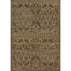 Rizzy Home Chateau CH4435 Rug - (7 Foot 10 Inch x 10 Foot 10 Inch), Beige