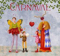 O Tapete Vermelho da Imagem: Images' Red Carpet: Carnaval ilustrado...