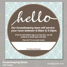 Hotel Housekeeping, Customer Engagement, Marketing Tools, Stuff To Do, Notes, Ads, Learning, Business