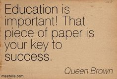 Education a key to success essay