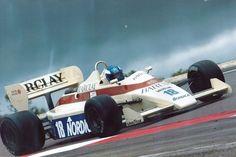 Formula 1 car - 1983 Arrows A6