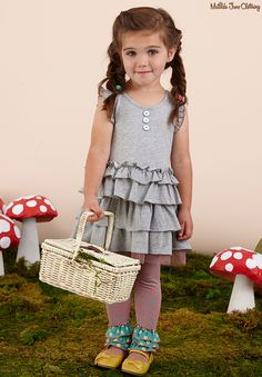 Once upon a time...Fall 2016: Whiskers Dress and Dazzling Potion Leggings