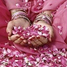 Flowers in Belly dancing / A cesta de flores na dança do ventre