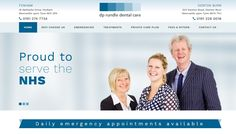 Our website of the day is DP Rundle Dental Care based in Newcastle   http://www.newcastledental.com/