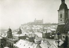 . Bratislava Slovakia, Paris Skyline, Times, Travel, Retro, Voyage, Viajes, Traveling, Trips