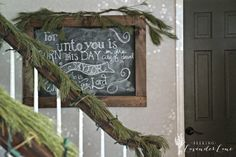 Seeking Lavender Lane: Christmas Home Tour 2014