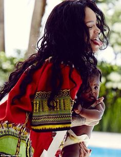 Rihanna shares pictures from holiday with family and friends in Barbados | Daily Mail Online