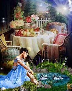 Good Day, Good Night, Good Morning, Animation, Table Decorations, Music, Good Night Msg, Good Morning Greetings, Be Nice