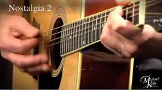 Michael Kelly Nostalgia 2 acoustic guitar demo