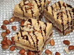 New Easy Cake : Nut caramel dessert, recipe, Czech Recipes, Ethnic Recipes, Hungarian Recipes, Desert Recipes, Baking Recipes, Deserts, Sweets, Cookies, Breakfast