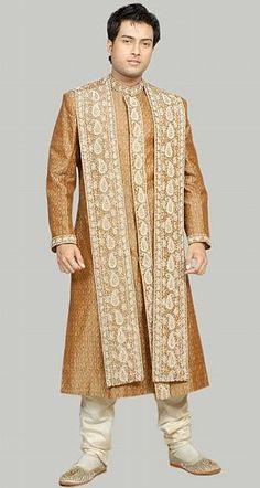 Latest Men's Sherwani Design and styles- Wedding Sherwani