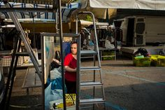 Alex Webb ITALY. Piemonte. Asti. 2015. Market.
