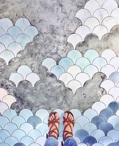"I Have This Thing With Floors on Instagram: ""☁️☁️☁️ Regram @soufiraisa #ihavethisthingwithfloors"""