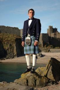 Isle of Man tartan