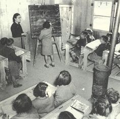 classroom and woodstove, Greece Greece Pictures, Old Pictures, Old Time Photos, Greece Photography, Vintage Photography, Old Greek, Night At The Museum, Vintage School, Photographs Of People