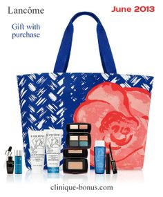 lancome gift with purchase 2013 | Lancome Gift with Purchase offers in December 2013