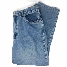 f887ed39202 Calvin Klein Vintage High Waist Straight Leg Light Wash Mom Jeans  fashion   clothing