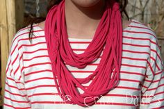 No Sew, Easy Peasy Circle Scarf! Circle Scarf, Easy Peasy, Diy Projects, Sewing, Fashion, Dressmaking, Moda, Couture, La Mode