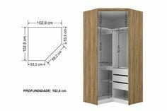 32 Ideas walk in closet size bedrooms Walk In Closet Size, Corner Closet, Corner Wardrobe, Wardrobe Design Bedroom, Bedroom Wardrobe, Wardrobe Storage, Closet Built Ins, Home Design Software, Bedroom Cupboard Designs