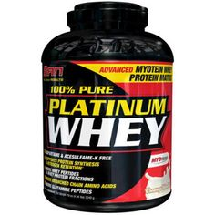 SAN Pure Platinum Whey