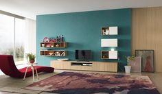Il colore come elemento essenziale per arricchire di personalità la casa, l'arredo e il proprio stile di vita. Vieni a scoprire le nuove combinazioni di colori per la zona living della tua casa.