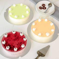 Cheesecakes  #honeydew #blueberry #apple #cheesecake #vanillabutter #vanillaandbutter