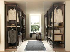 10 Attractive Open Wardrobe Concepts For Innovative Residence Open Wardrobe, Wardrobe Room, Wardrobe Design Bedroom, Closet Bedroom, Dressing Room Closet, Dressing Room Design, Walk In Closet Design, Closet Designs, Modern Closet