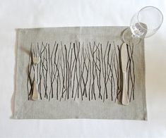 10 Hand-Printed Textile Home Accessories and DIY Projects: Gorgeous, Functional and Eco-Friendly