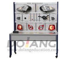 Automotive Electric Examine Training Equipment Sagitar
