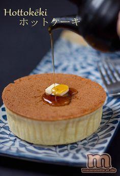 Pankēki (パンケーキ) et Hottokēki (ホットケーキ) : les pancakes japonais - Macaronette et cie