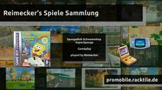 Gameplay : SpongeBob Schwammkop - SuperSponge [GBA]