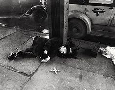John 'Spider' Murtha NYPD police crime scene photo.