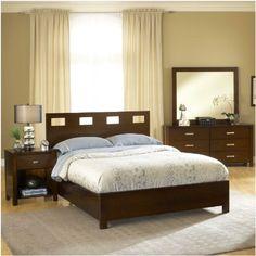 Modus Furniture RV26F6 Riva Platform Bed, California King... https://smile.amazon.com/dp/B00ASJJQYE/ref=cm_sw_r_pi_dp_ToKJxbCQT3W5E